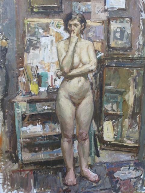 , 'Model, Astone Studio,' 2015, Grenning Gallery