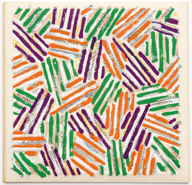 , 'Untitled ,' 1977, Brooke Alexander, Inc.