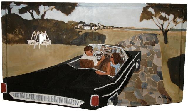 , 'John rumbo a la playa,' , MAMAN Fine Art Gallery