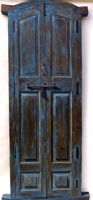 , 'Door, Puerta, Tür, باب, 门, дверь, ドア...  ,' 2015-2016, Eckert Fine Art