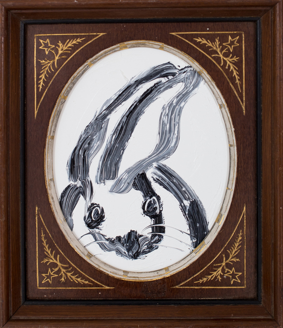 , 'White Bunny,' 2017, New Gallery of Modern Art