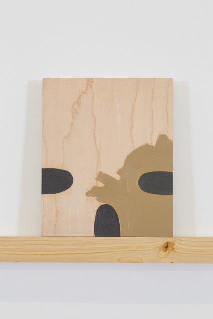 , 'Mort 1,' 2016, Nina Johnson