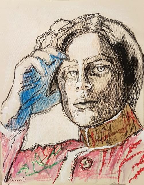 , 'Young Sage,' 2018, Janet Rady Fine Art