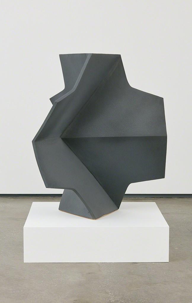Folded Cross Dark Grey
