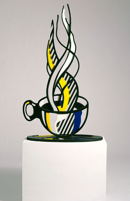 , 'Cup and Saucer II,' 1977, Castelli Gallery