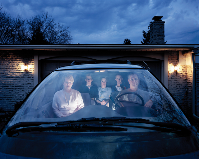 , 'Family Portrait, Michigan,' 2007, Laurence Miller Gallery