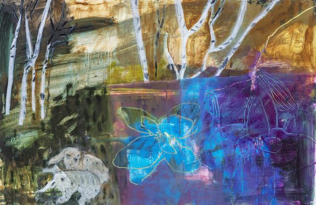 , 'Tapestry Room,' 2019, Valley House Gallery & Sculpture Garden