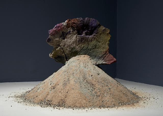 , 'Extrait No.5,' 2017, Galería Hilario Galguera