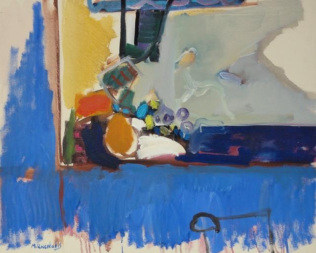 , 'Still Life in Blue,' , Eisele Fine Art