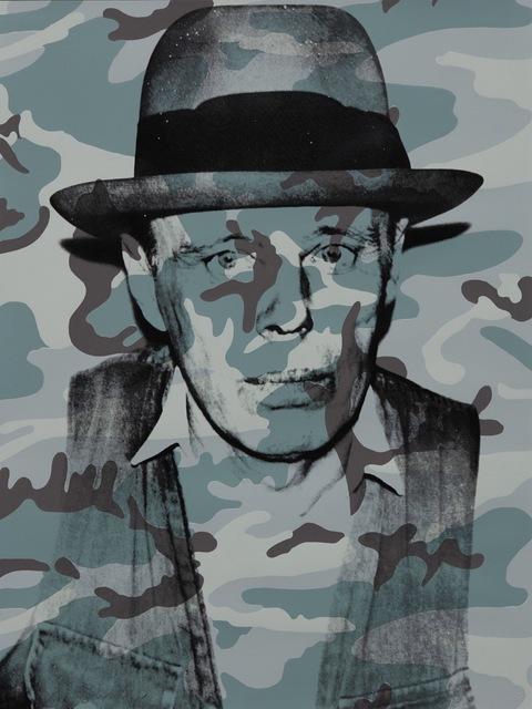 Andy Warhol, 'Joseph Beuys in Memoriam', 1986, Kunzt Gallery