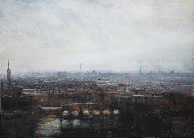 , 'Dublin,' 2016, Flecha