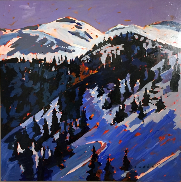 Carole Wade, 'Back Country', 2017, J GO Gallery