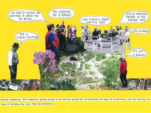 , 'Urban gardening in Ljubljana,' 2015, P74 Gallery