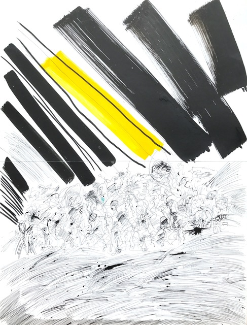 , 'Exil #997,' 2014, Catherine Ahnell Gallery