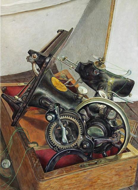 , 'Fallen Machine,' 2014, Waterhouse & Dodd
