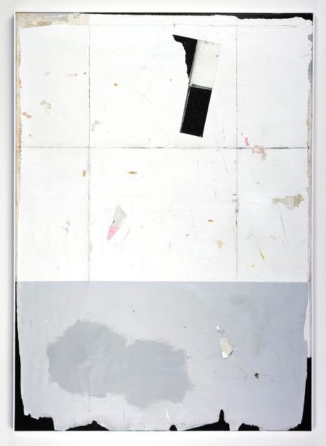 , 'Black Mark,' 2017, Mario Mauroner Contemporary Art Salzburg-Vienna