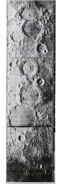 , 'Lunar Craterscape,' 1966-1967, Jason Jacques Gallery