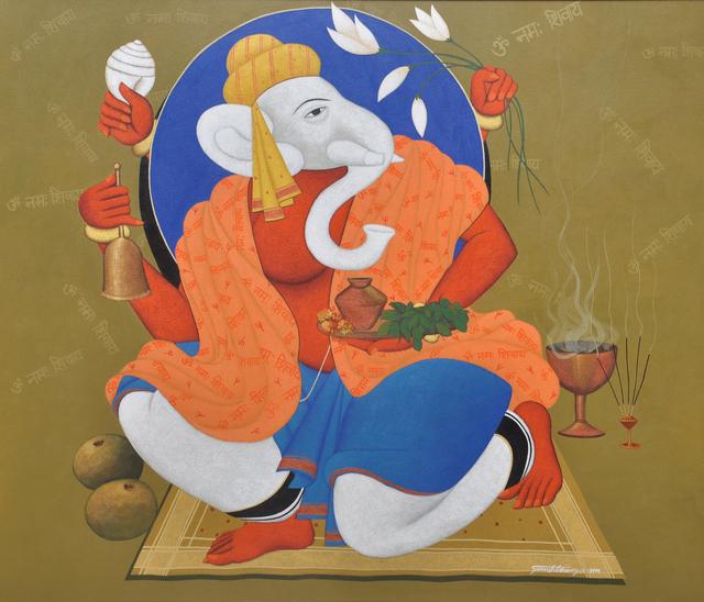 Somnath C Banerjee, 'Untitled ', 2008, Arushi Arts