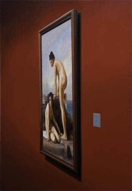 , 'Untitled (Bouguereau),' 2013, Mark Moore Fine Art