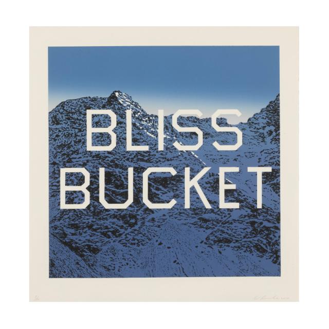 , 'Bliss Bucket,' 2010, David Benrimon Fine Art