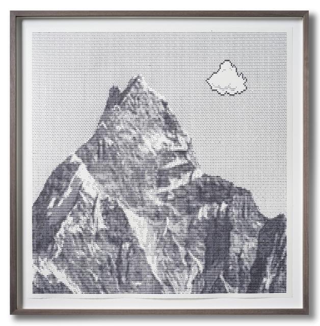 , 'Untitled,' , GOLESTANI