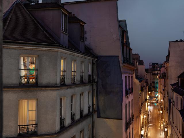, 'Rue Des Rosiers. Paris, 4E, 28 Septembre,' 2013, Kopeikin Gallery