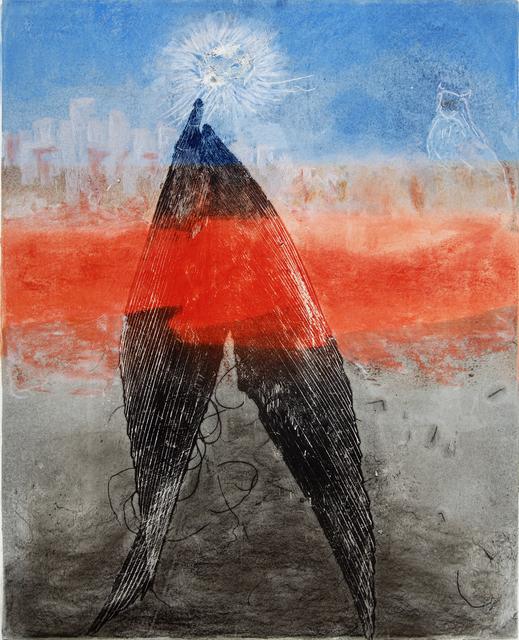 Chinwe Chukwuogo-Roy MBE, 'Ancestral Wings V  ', 2005, Abe+Okuta