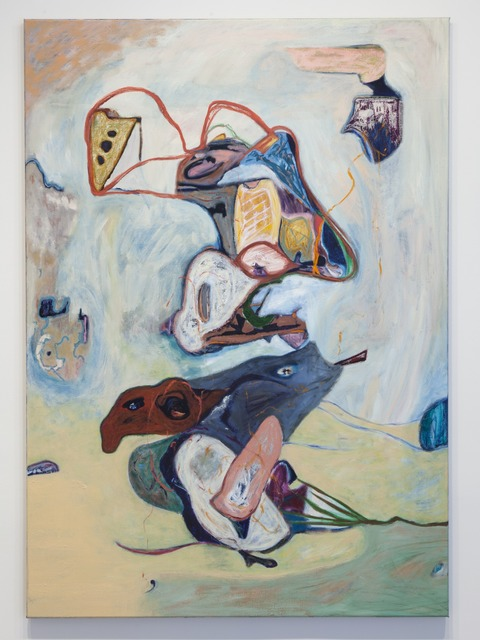 , 'Eluku,' 2015, Jane Lombard Gallery