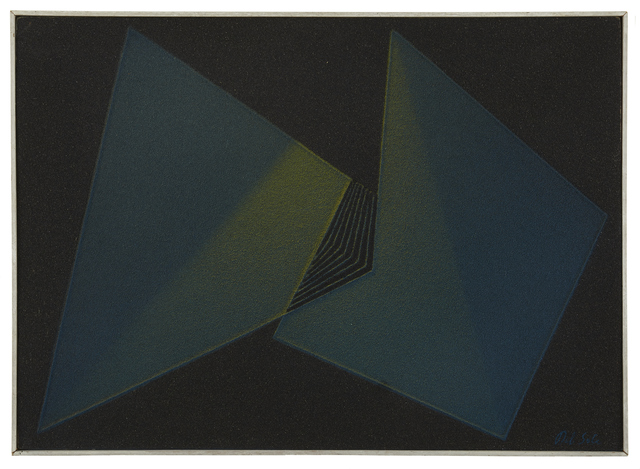 , 'Distacco (Detachment),' ca. 1977, CANAL