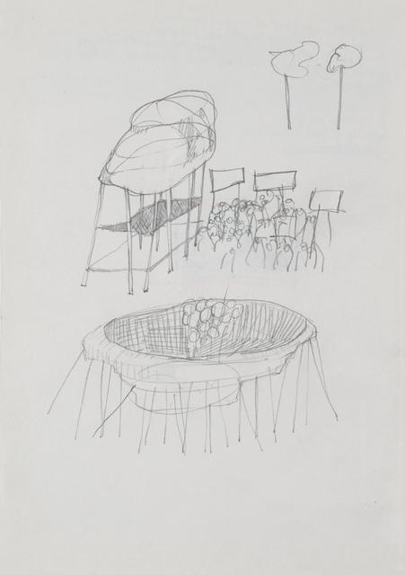 , 'En attendant la prochaine revolution,' 2007, Galerie Laurence Bernard