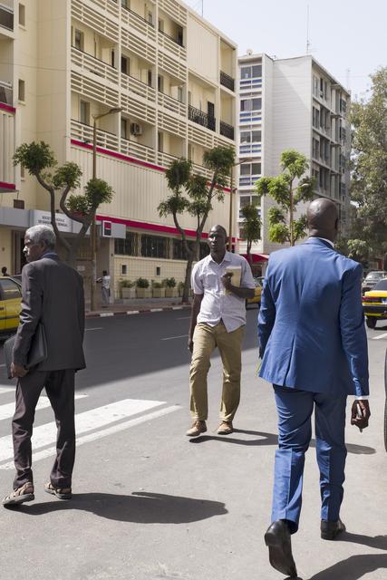 , 'Avenida Eduardo Mondlane, Maputo,' 2016, Stevenson