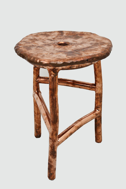 , 'Copper Stool,' 2010, Johnson Trading Gallery