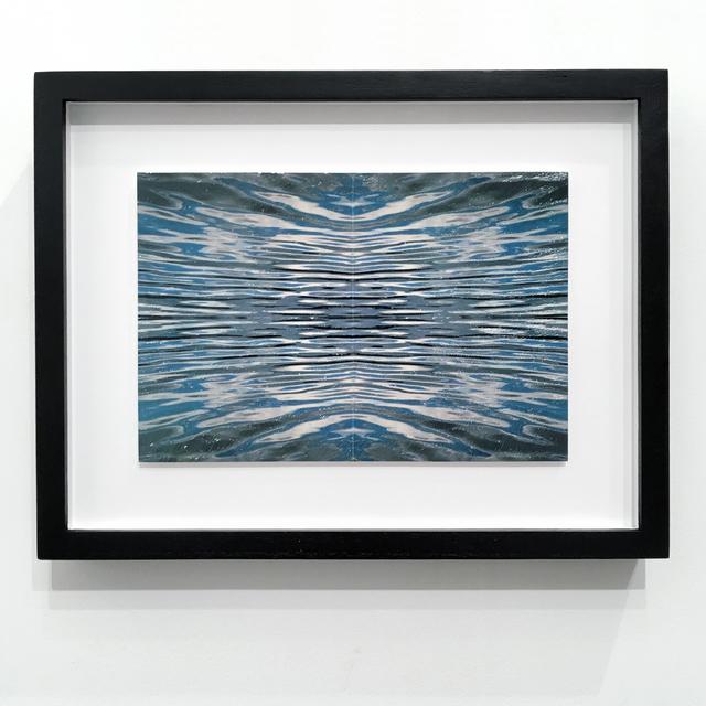 , 'Untitled (Fold 2),' 2018, Upfor