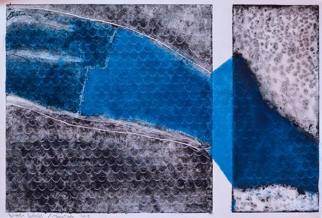 Shada Safadi, 'Separation #3', 2018, Zawyeh Gallery