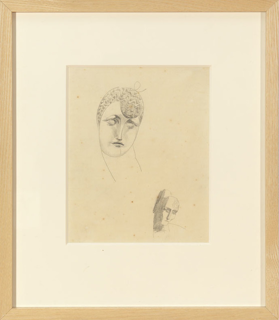 , 'Two Heads,' 1910, Corbett vs. Dempsey