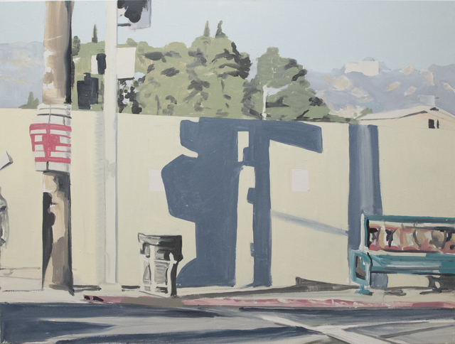 , 'Griffith Observatory,' 2018, Galerie Ron Mandos