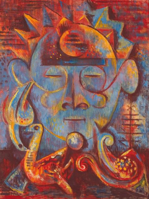, 'Enigma,' 1943, Belvedere Museum