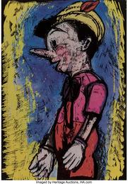 Lincoln Center Pinocchio