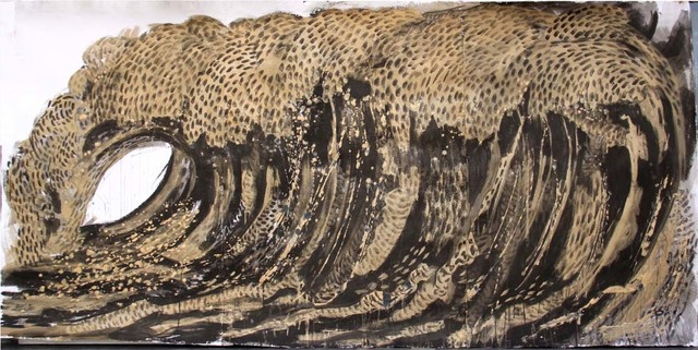 , 'The Wave,' 2015, Suzanne Tarasieve