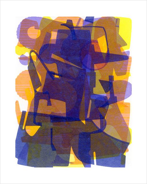 , 'Hippie Construct,' 2016, Tempe Digital