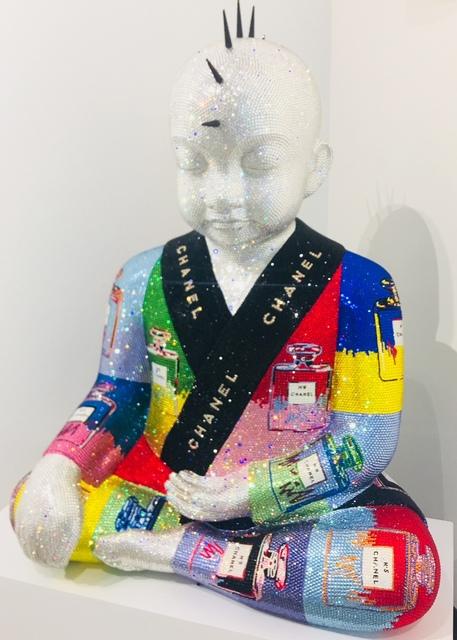 , 'Punkbuddha Chanel Large,' 2019, Markowicz Fine Art