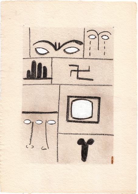 Margarita Paksa, 'Untitled (from the series Ojos ciegos)', 1977, Henrique Faria Fine Art