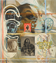 David Salle, 'Outsider,' 1991, Sotheby's: Contemporary Art Day Auction
