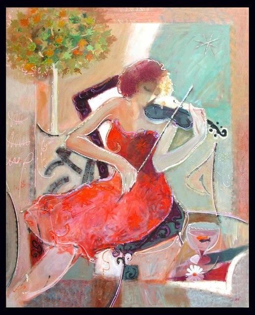 , 'Passion,' 1994, Florida Fine Art
