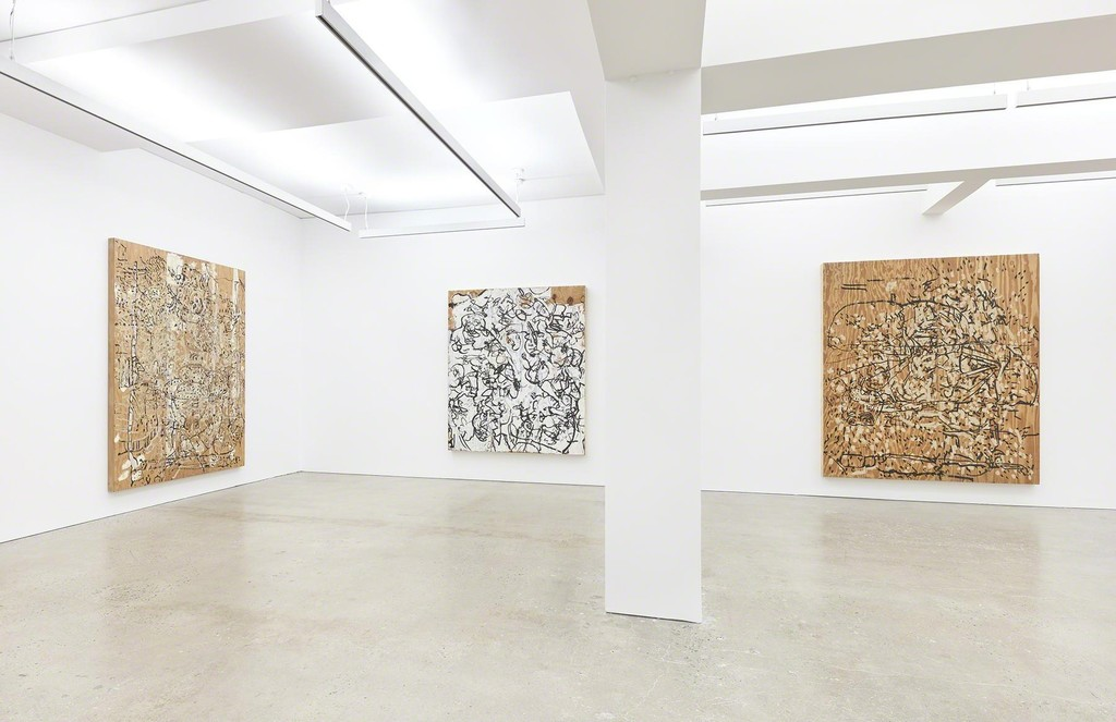 Installation view, Nahmad Contemporary. Photographs by Tom Powel Imaging.