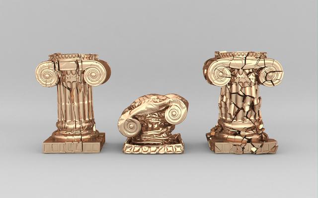 , 'Them Romans Vases,' 2016, Gallery ALL