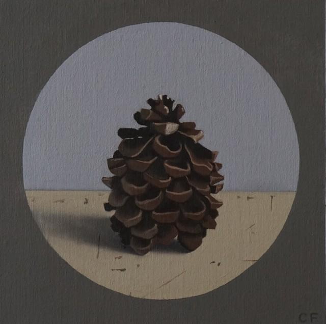 , 'Anzio Pinecone 2,' 2016, Cerulean Arts