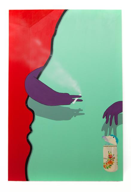 , 'Boozy, Boujee, Baby,' 2017, Miranda Kuo Gallery