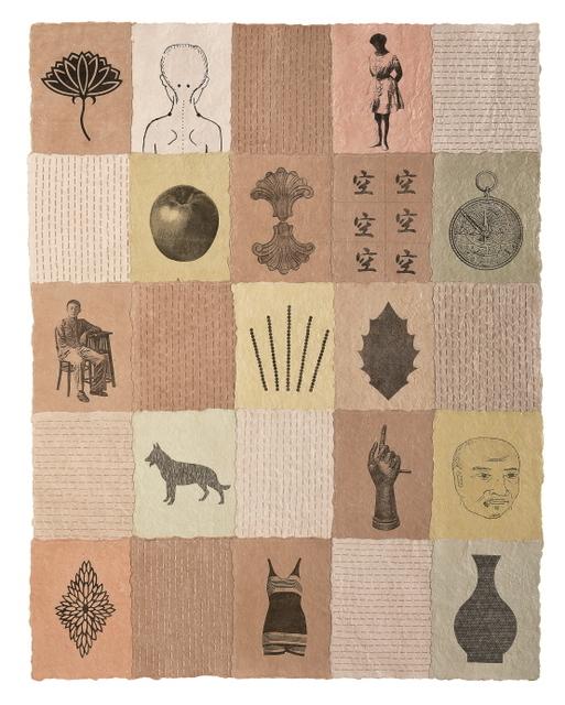 Kyung-Hee Shin, 'Quilt24', 2003, Hakgojae Gallery