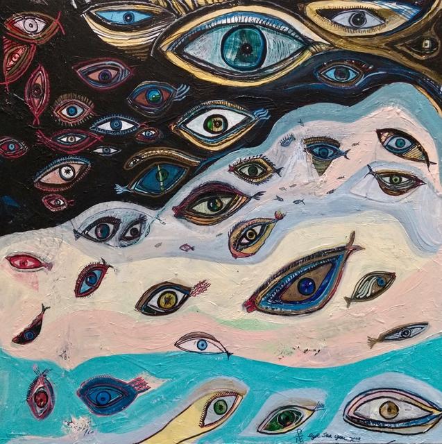 , 'Eye See You,' 2019, Yebo Art Gallery